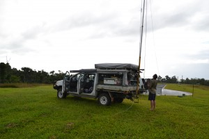 Bicycle Queensland - Queenslands Biggest Bike Ride - Portable Repeater