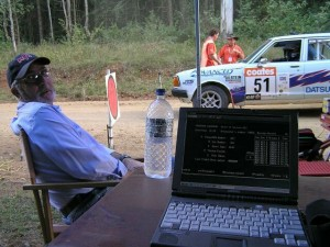 Arnold busy waiting for Rally Scores