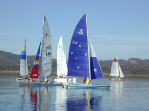 Yatch Regatta - Marroon Dam