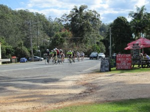Peaks Challenge Cycle Race - Chillingham, Gold Coast Hinterland